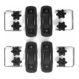 Kit di fissaggio esterno per barre fino a 66mm - prezzo...