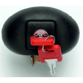 Serratura con due chiavi per box da tetto G3 (prezzo per...