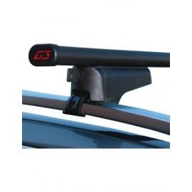 Clop G3 1270 mm + G368901 barre portatutto in acciaio